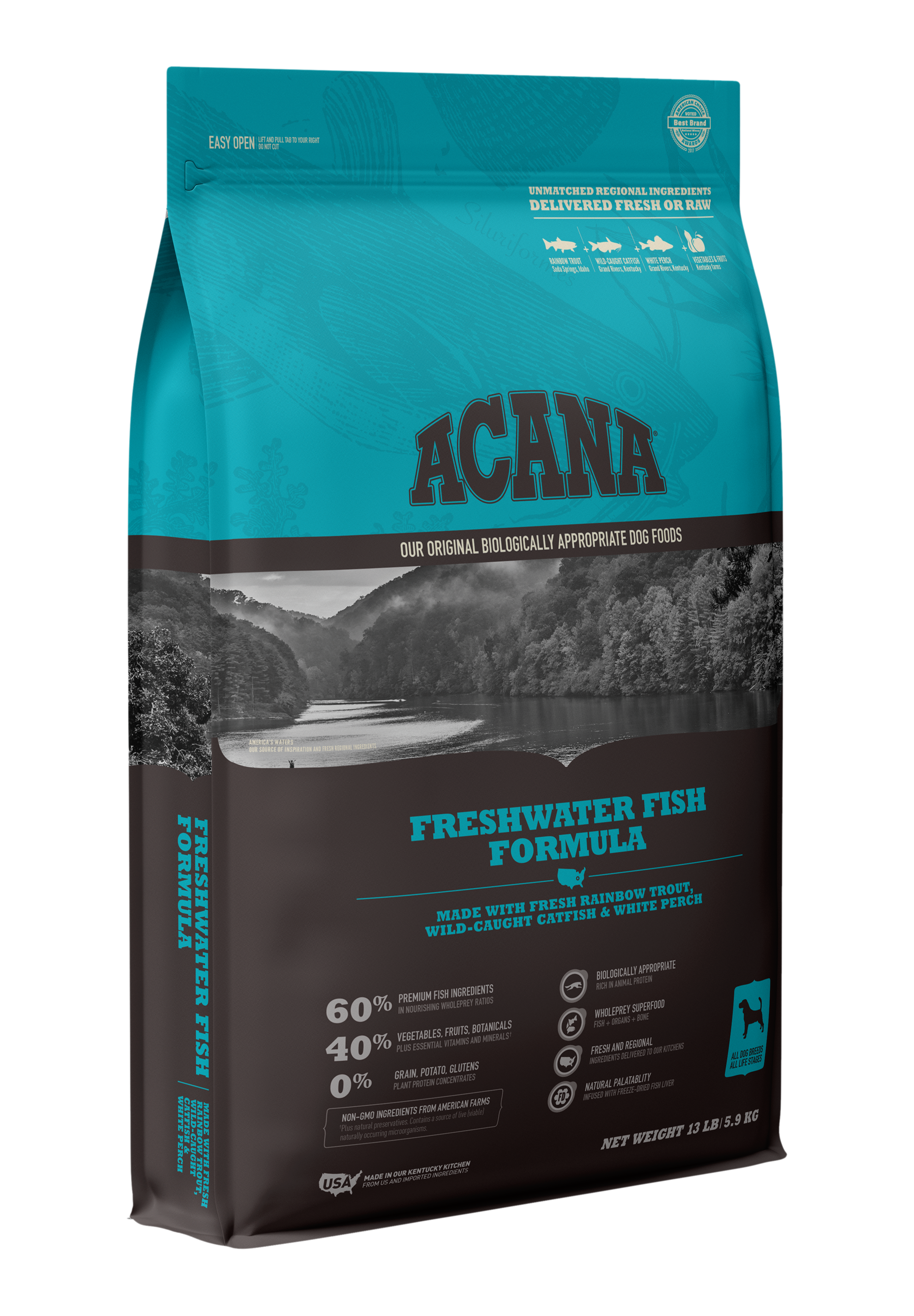 1//2 lb of Premium Fish Food This is what we use!