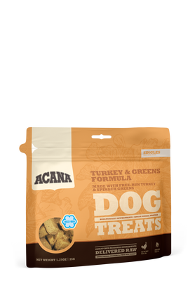 Turkey & Greens Treats