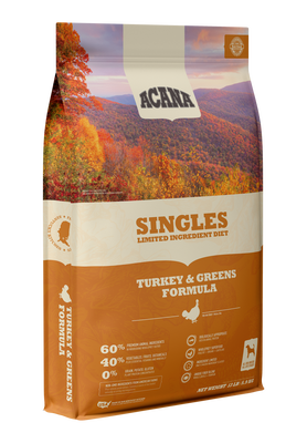 Turkey & Greens Formula