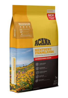 Kentucky Farmlands with Wholesome Grains