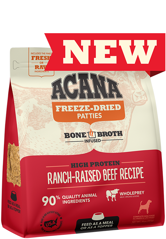 ACANA FDF Ranch-Raised Beef